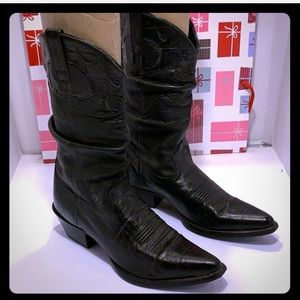 Ariat Shoes - LIke New ARIAT Black Women Western Boots. Size: 8B